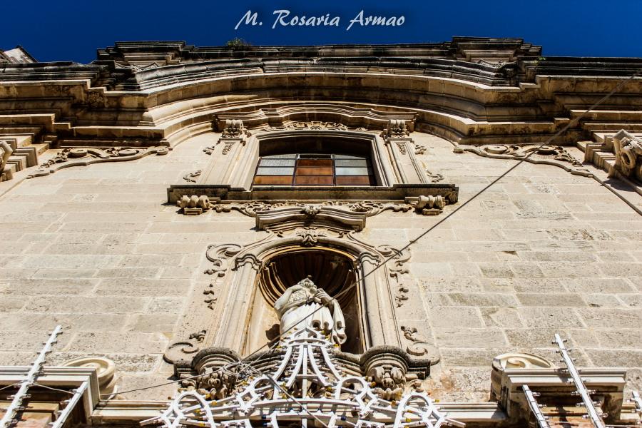 Cattedrale lipari castello