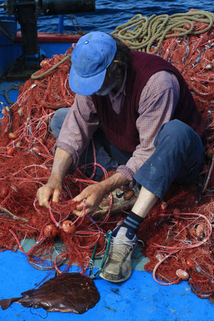 Pescatore eoliano