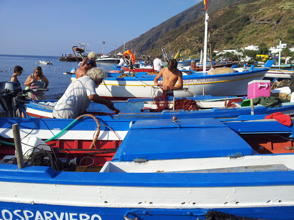 pesca lipari salina vulcano stromboli panarea filicudi alicusi isole eolie