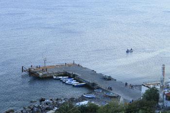 Filicudi Porto di Pecorini a mare