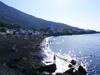 spiaggia di Ficogrande Stromboli