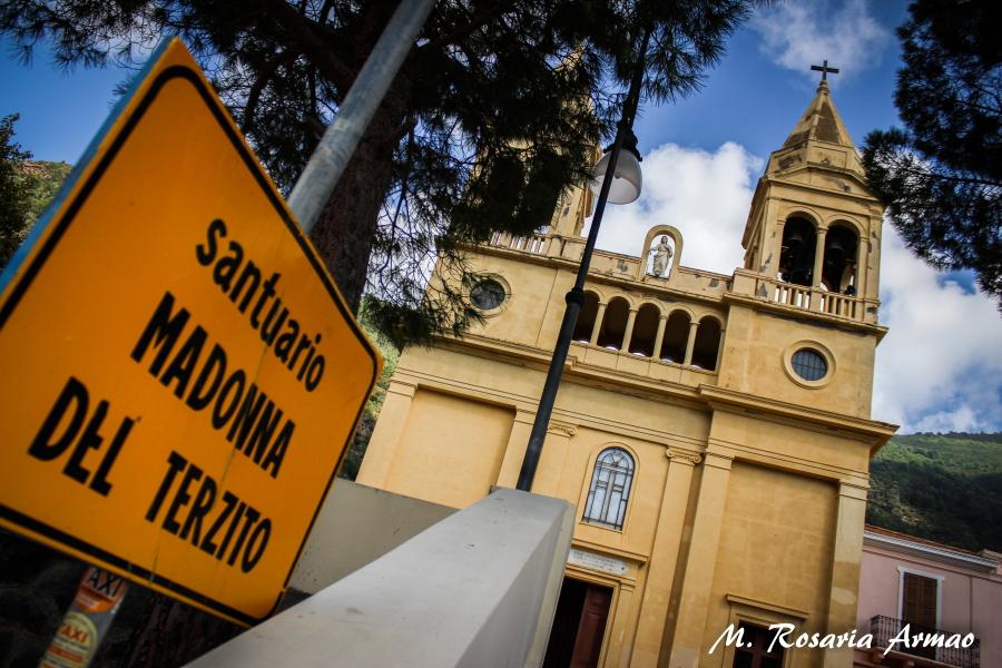 SAntuario val di chiesa Salina