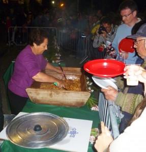 festa del cappero Salina Isole Eolie