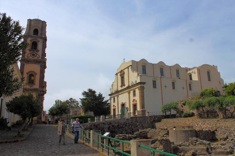Parco Archeologico il castello Lipari