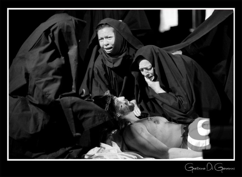 processione settimana santa Lipari