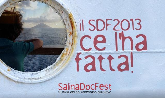 SAlina eventi Doc Festival