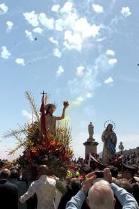 festeggiamenti pasqua Lipari