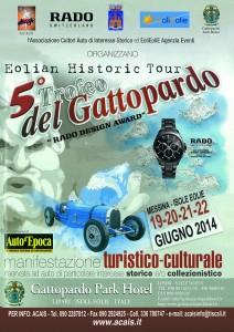 Trofeo Gattopardo Lipari Isole Eolie