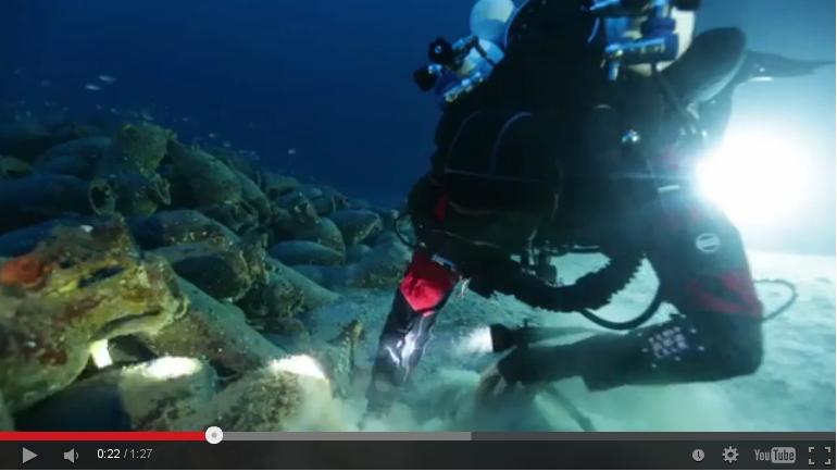 Archelogia subacquea