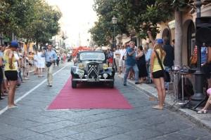 Trofeo Gattopardo - lipari auto d'epoca