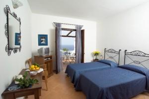 Camere hotel  a Salina