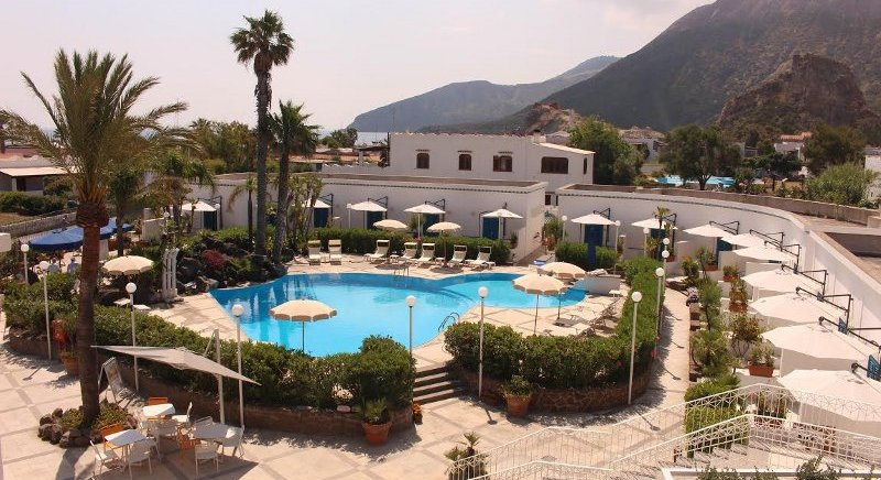 Hotel les Sable Noir Vulcano