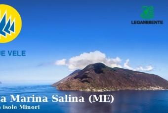 Salina santa marina 5 vele legambiente e trouing club