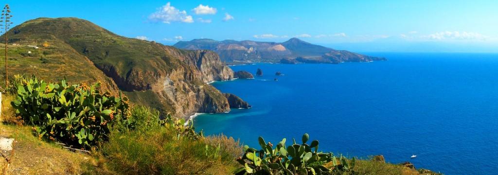 Panorama Lipari - Isole Eolie