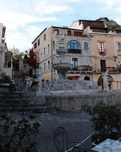 Duomo di Taormina centro