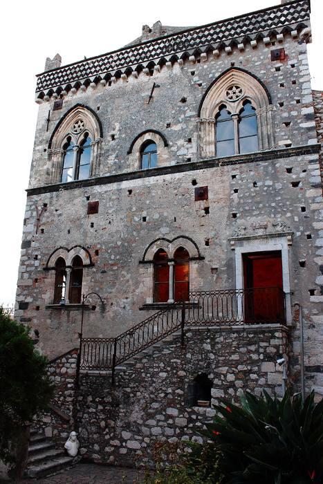 Palazzo dei Duchi di Santo Stefano Taormina