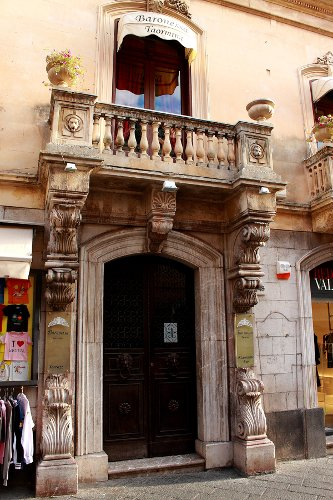 arte taormina centro storico