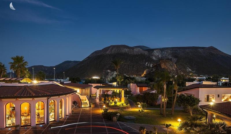 Hotel eros isole eolie vulcano